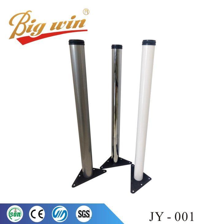 Popular metal adjustable furniture feet table legs kitchen table use